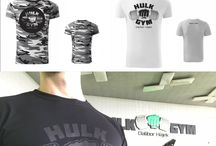 CrossFit and Fitness T-Shirt / Design of Finelift Apparel T-Shirts