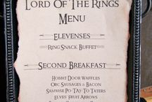 LOTR party