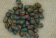 Perles artisanales du monde