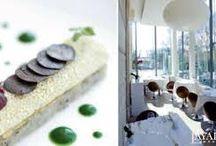 La gastronomie / faire découvrir la cuisine inventive et généreuse de notre chef Damien Cousseau