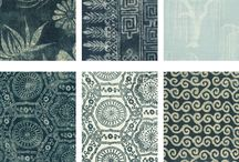 Fabrics / by L. Antonetti Design