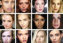 Как правильно определить свой цветотип внешности