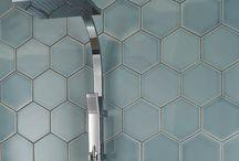 Hexagon Tile Trend