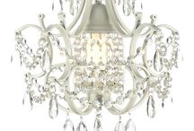 Chic Chandeliers / Who Doesn't Want One!   / by Tiffany Zimmerman