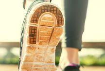 running. / by Morgan Hudson