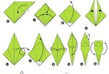 origami insectes