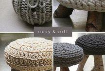 crochet chairs