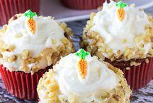 Dessert - Carrot Cake / by happytobeme