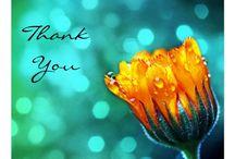 Thank you etc.