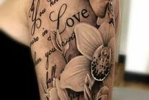 Tatuaż rękaw