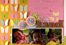 scrapbooking layouts / by Kate Hydorn