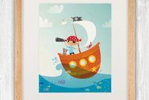 pirate gift
