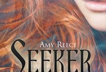 The Seeker Series by Amy Reece / A board for all the things that inspire me as I write this YA/NA paranormal romance series.