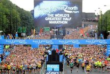 Great North Run 2014 / Charlee's Angels GNR Vision Board 2014