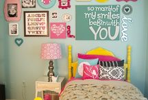 Girls rooms / by Mandy Bonventre
