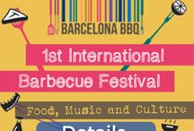 Barcelona BBQ Events / Events around barbecuing