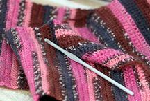 crocheted / by Sue Gardner
