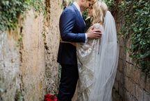 Wedding / Rustic Simplicity / #rustic #green #simplicity