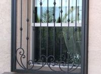 security gates and window bars