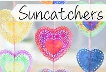 Valentine's crafts, activities & food for kids