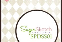 SPD Sketches / SugarPea Designs Card Sketches
