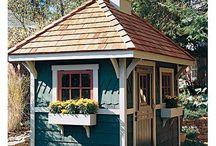 Dům a bydlení - domy a chatky