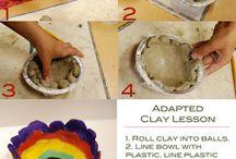 Adaptive Art Class