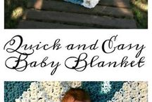 Crochet Afghans and Baby Blankets