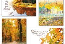 Current Thanksgiving Cards