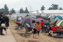 Απεργία πείνας ξεκίνησαν οι πρόσφυγες στο Ελληνικό