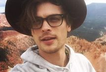 50 Shades of Matthew Gray Gubler / So obsessed with Criminal Minds