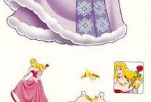 Pricesas Disney Imprimibles
