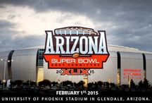 2015 Super Bowl® / by Simply Youth