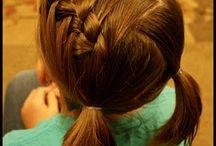 hair / by Lei Burk