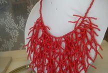 beads / handmade exclusive modern jewelry