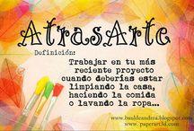 Frases / by El Baúl de Andrea