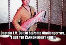 Memes / Star Trek Anthology Memes