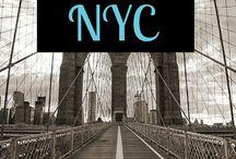 NYC Anniversary Trip / by Sierra Snowden