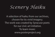 Scenery Haiku / Selected haiku from our archive.