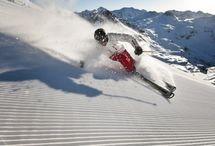 Χιόνια σκι