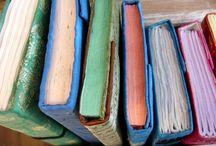 Handmade Paper and  books