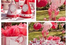 Ava's  birthday party ideas / by Kara Joanis