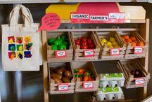 Farmer Market - Home Corner
