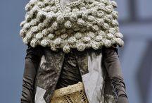 poncho di lana