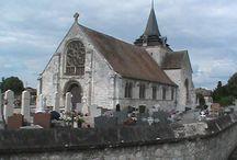 Vaudreuil / L'#église du #Vaudreuil est près du #Manoir Saint-Ouen à Léry.
