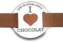 Bracelet I LOVE CHOCOLAT