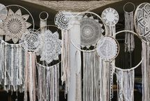 Boho decorations