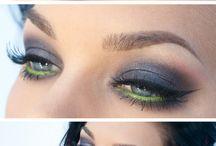 maike olhos