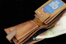 Wallet men vintage