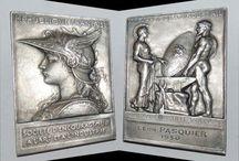 Интересные монеты , медали, барельеф. / Все что связано с барельефом в 3Д и не только.
